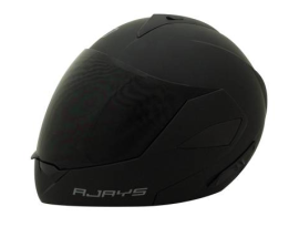 Rjays Tourtech III Matte Black Helmet