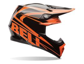 Bell Moto-9 Tracker Orange Helmet 2015