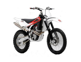 UFO Husqvarna TC 4T 2005 Plastics Kit (O.E.M Colours)