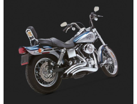 Vance & Hines 1991-2005 Dyna Big Radius 2-2 Exhaust System