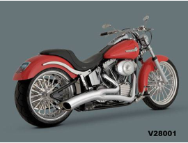 Vance & Hines Big Radius 2-1 Softail