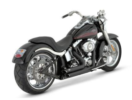 Vance & Hines 2004-2013 Sportster Shortshot Staggered Exhaust System