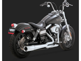 Vance & Hines Pro Pipe Dyna 12-17 Chrome
