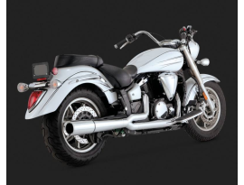 Vance & Hines Pro Pipe V-Star 1300 Chrome
