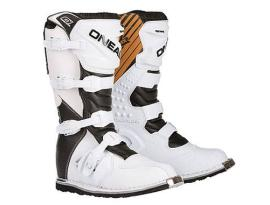 Oneal 2017 Rider White Boots- Youth