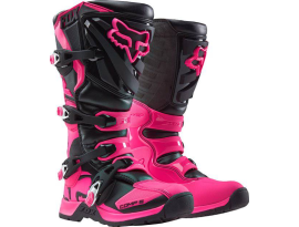 Fox Comp 5 Black Pink Boots 2017 - Womens