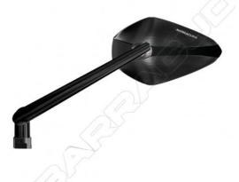 Barracuda X-Version Alux Mirrors- Black