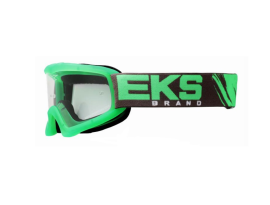 EKS Youth XGrom Limited Edition Liqud Flo Green Goggles