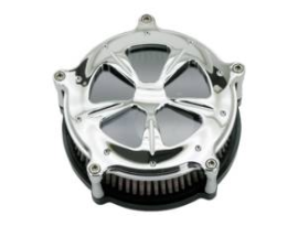 Zodiac Panorama Air Cleaner Kit - Chrome