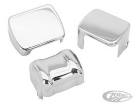 Zodiac Coil Cover 07 Softail