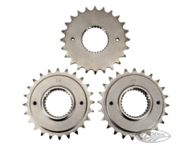 "Zodiac Transmission Sprocket with 24 Teeth Big Twin 3/4"" Offset"