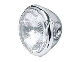 Zodiac 5-1/2  Side Mount Headlight