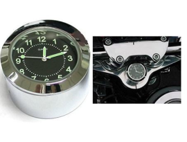 Zodiac Chrome Prime Steering Stem Clock 87UP 39MM