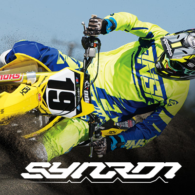 Answer 2018 MX Syncron Gear