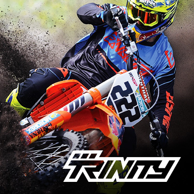 Answer 2018 MX Trinity Gear