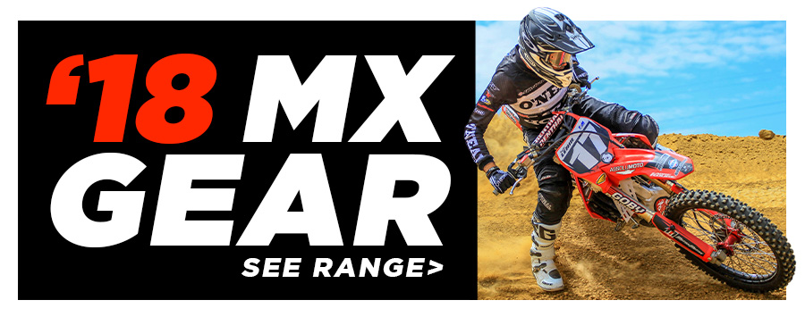 2018 MX Gear Melbourne