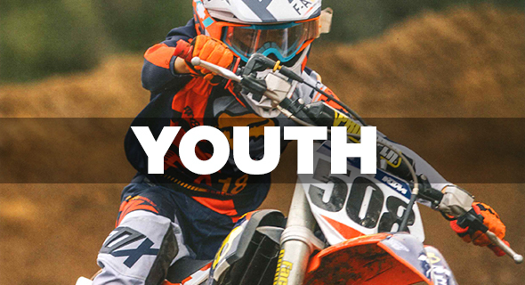 Fox 2018 MX Youth Gear