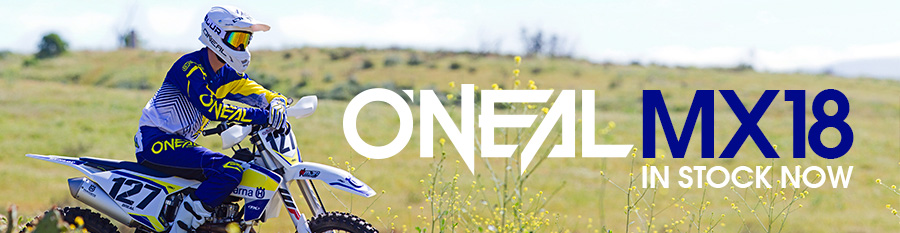 Oneal 2018 MX Gear