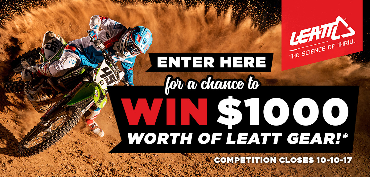 Leatt MX Competition