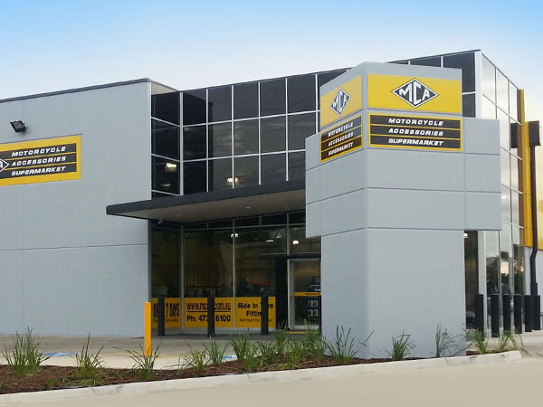 MCA Penrith front of store