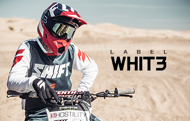 Shift White Label 2018 MX Gear