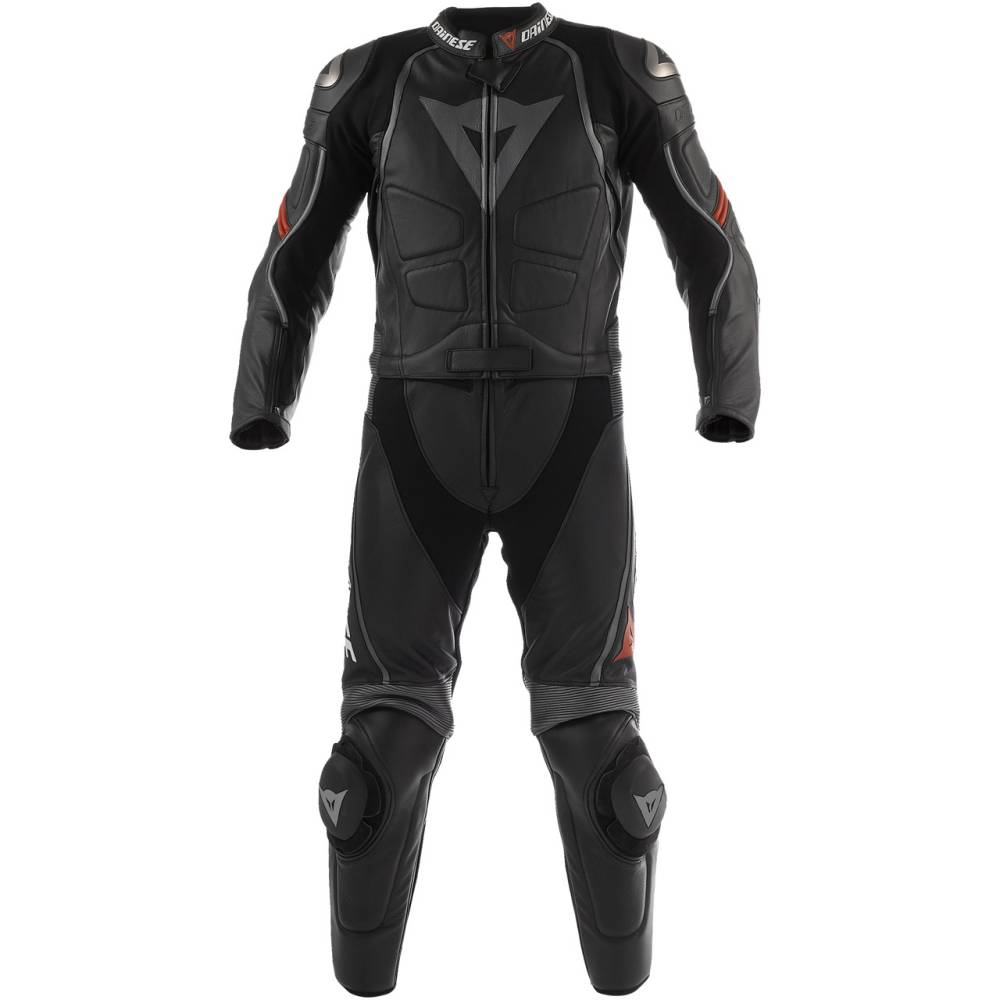motorcycle suit dainese laguna seca 2 piece black anthracite suit. Black Bedroom Furniture Sets. Home Design Ideas