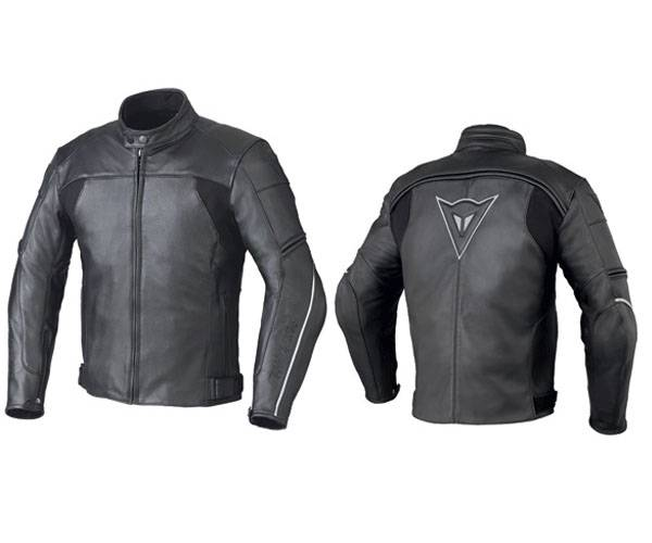 Dainese Racing 3 Perforated Leather Jacket Moto Liberty