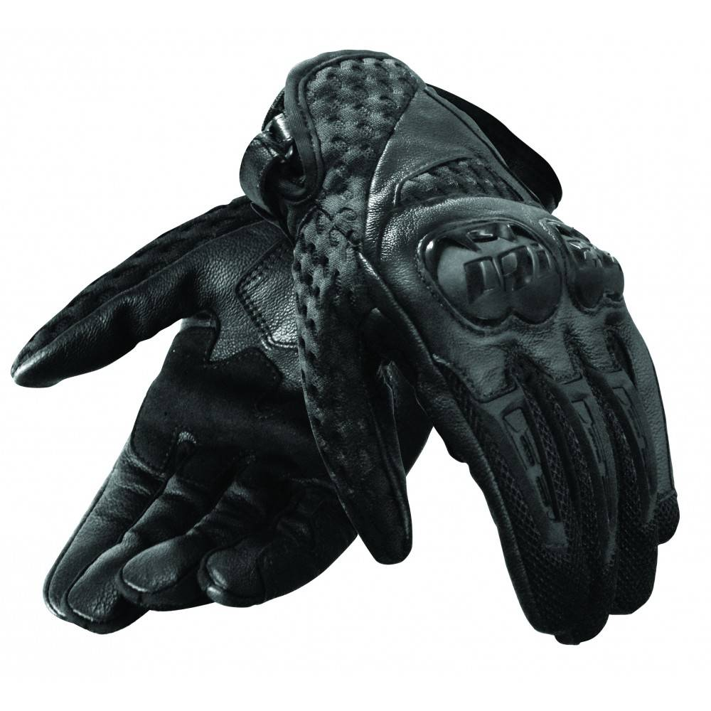 Black leather gloves brisbane - Dainese Air Hero Ladies Gloves