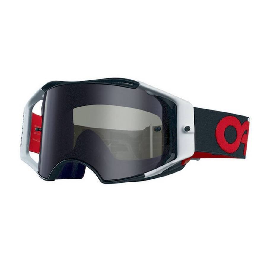 Oakley Airbrake Mx >> Oakley Airbrake Mx Factory Pilot Collection B1 B Red Black