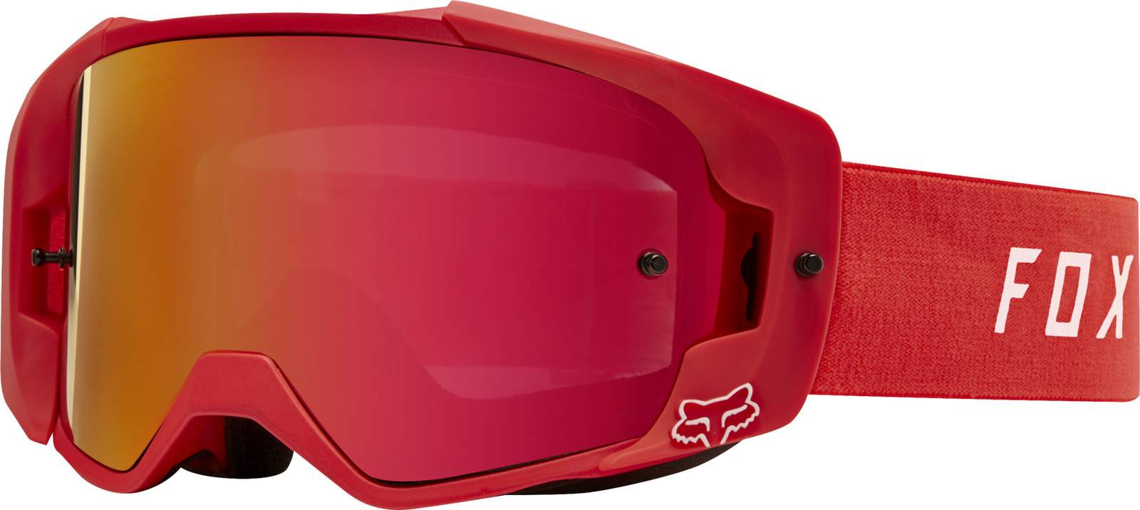 Fox 2019 Vue Red Goggles | Motorcycle Accessories