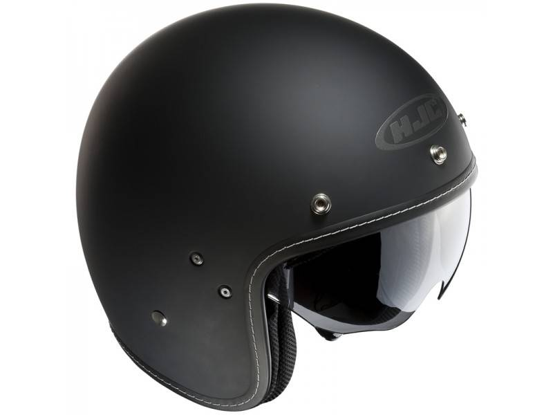 motorcycle helmet hjc fg 70s matt black helmet. Black Bedroom Furniture Sets. Home Design Ideas