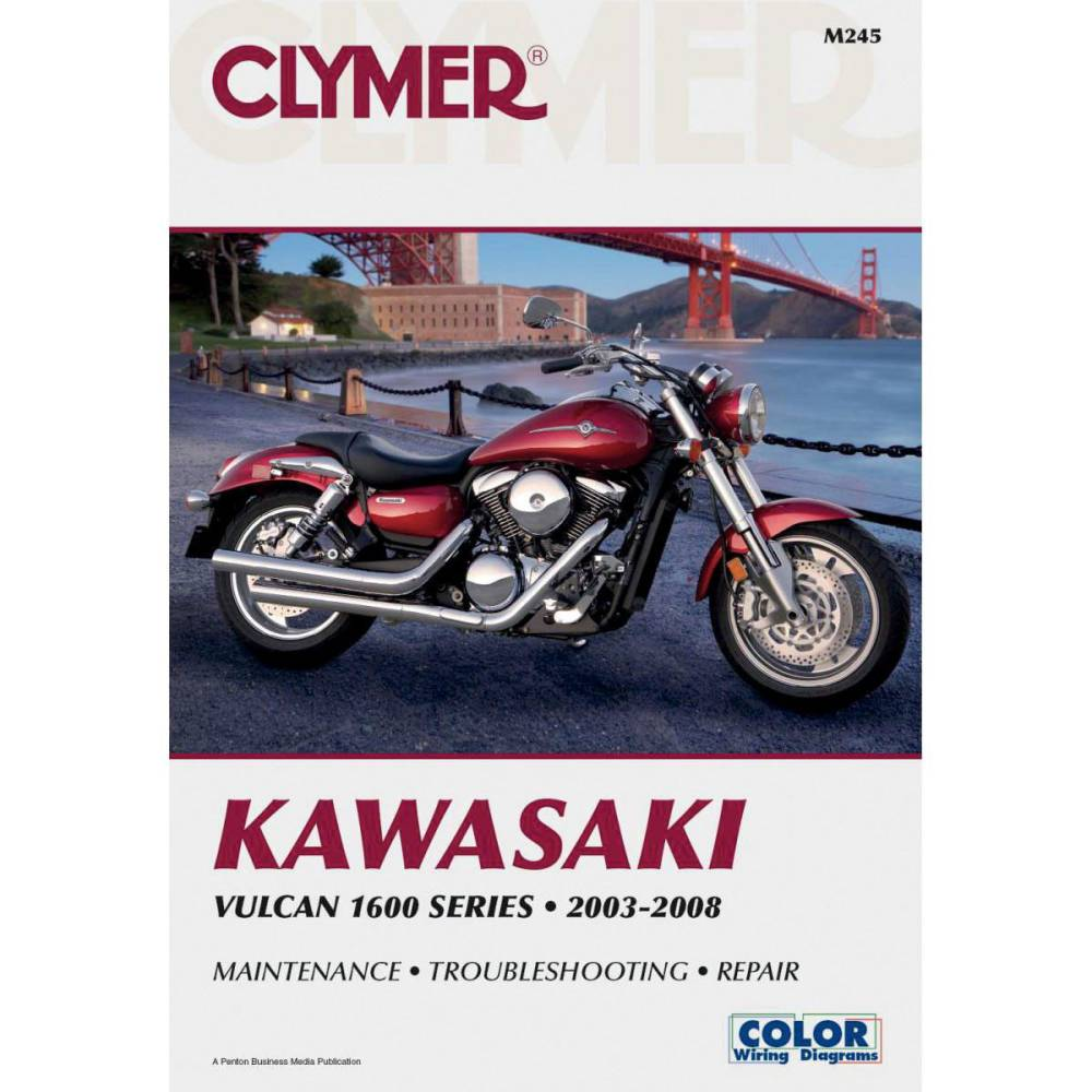 Clymer Manuals - Kawasaki | Motorcycle Accessories ... on