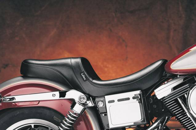 Le Pera Daytona 2up 06-16 Dyna Gel Seat | Motorcycle Accessories