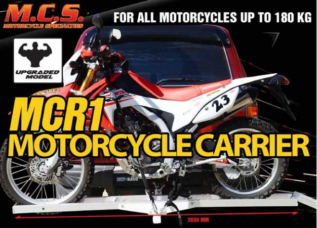 M.C.S Motorcycle Carrier | Motorcycle Accessories ...
