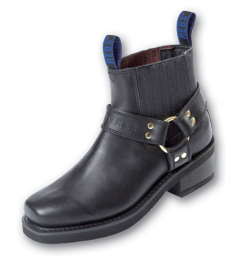 Johnny Reb Short Boots Motorcycle Accessories