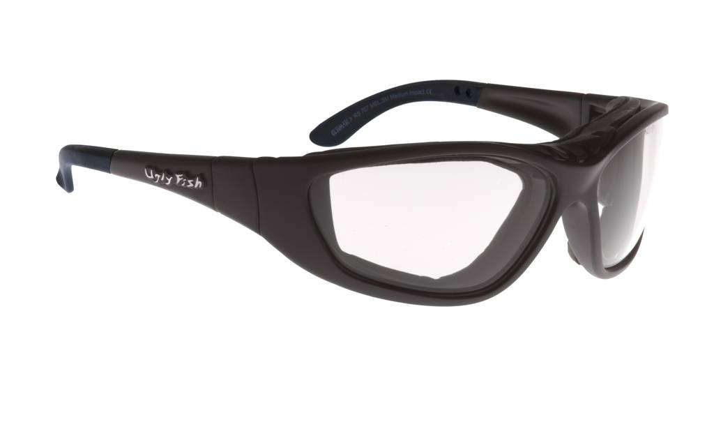 56314bb8f287 Ugly Fish Ultimate Goggles - Matte Black Clear
